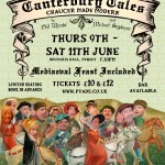 Canterbury T  Poster NEW 15+