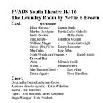 Laundry Room cast list