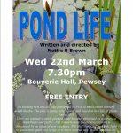 Pond life Poster jpeg