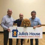 Carnival Lion donation